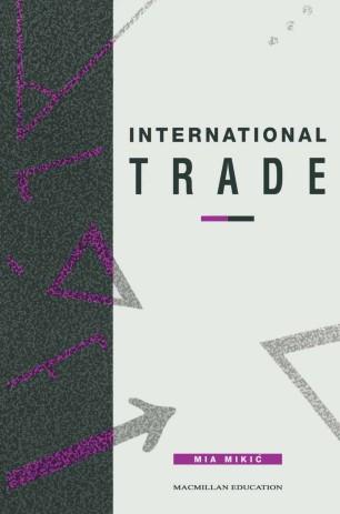 International Trade | SpringerLink
