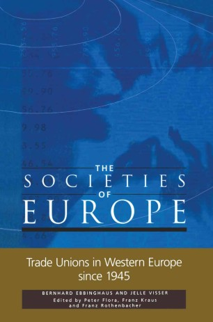 Trade Unions in Western Europe since 1945