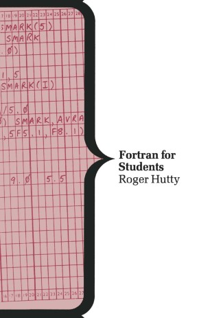 Fortran for Students
