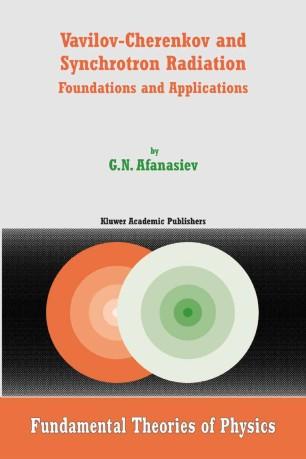 Vavilov-Cherenkov and Synchrotron Radiation