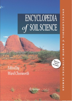 [Encyclopedia of Soil Science]