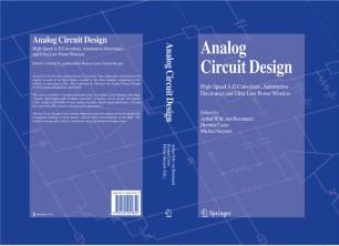 Analog Circuit Design Springerlink