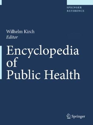 [Encyclopedia of Public Health]