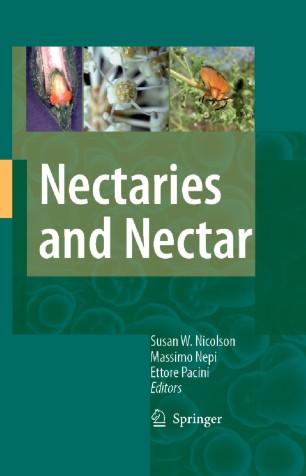 Nectaries And Nectar Springerlink