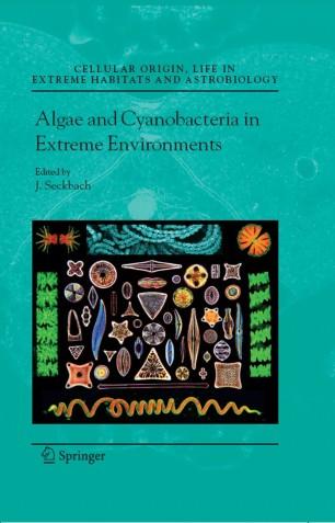 Algae and Cyanobacteria in Extreme Environments   SpringerLink