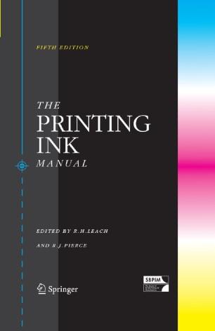 The Printing Ink Manual   SpringerLink