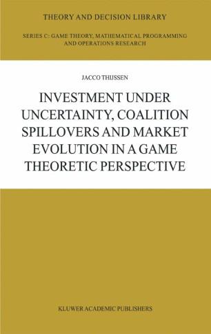 Investment under Uncertainty