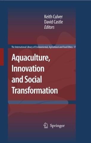 Aquaculture, Innovation and Social Transformation