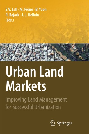 Urban Land Markets | SpringerLink