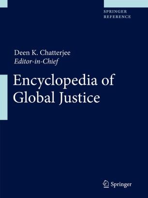 [Encyclopedia of Global Justice]