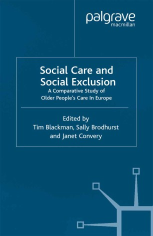 Social Care and Social Exclusion