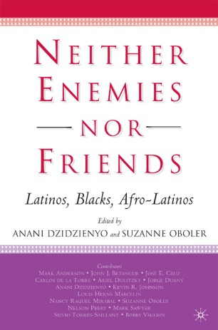 Neither Enemies Nor Friends Springerlink