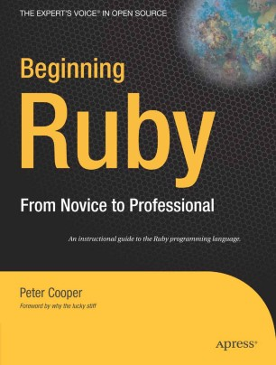 Ruby Programming Book