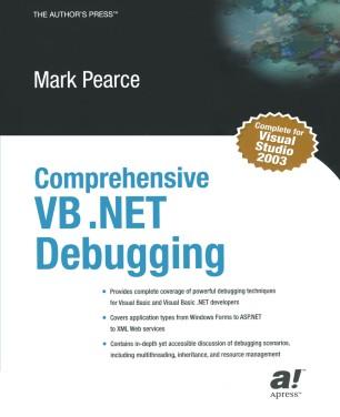 Comprehensive VB  NET Debugging | SpringerLink