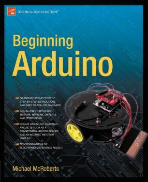 Beginning Arduino Michael Mcroberts Pdf