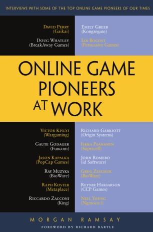 Online Game Pioneers at Work :