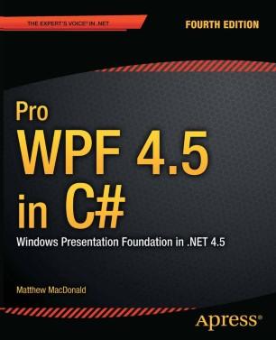Pro WPF 4 5 in C#   SpringerLink