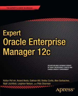 Expert Oracle Enterprise Manager 12c | SpringerLink