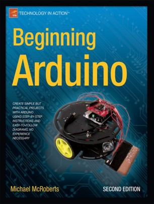 Beginning Arduino   SpringerLink