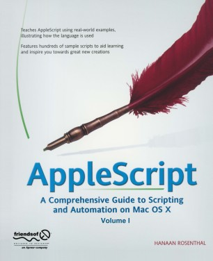 AppleScript: A Comprehensive Guide to Scripting and Automation on