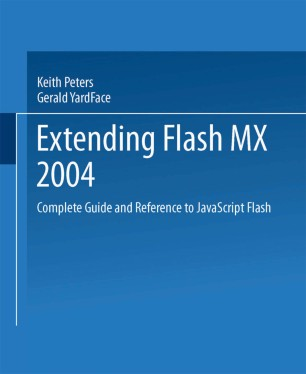 Complete Guide and Reference to JavaScript Flash