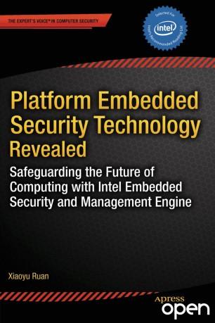 Platform Embedded Security Technology Revealed
