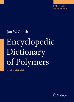 [Encyclopedic Dictionary of Polymers]