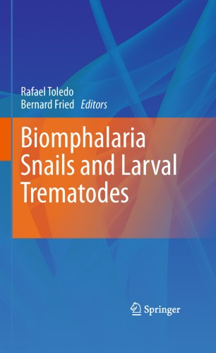Biomphalaria Snails and Larval Trematodes