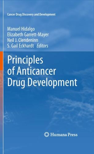 Principles of Anticancer Drug Development :