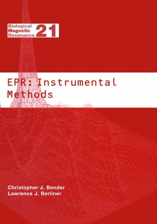 Epr Instrumental Methods