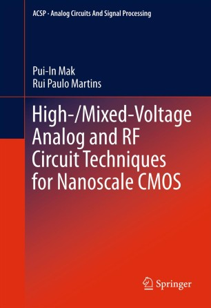 High-/Mixed-Voltage Analog and RF Circuit Techniques for Nanoscale