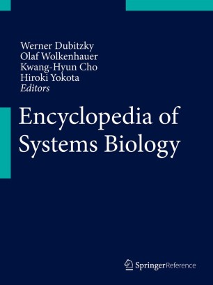 [Encyclopedia of Systems Biology]