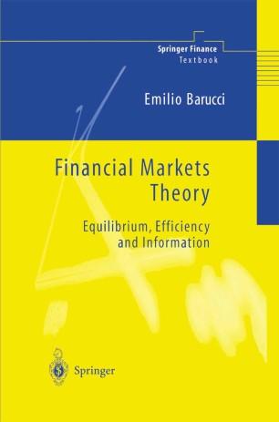 Empirical Market Microstructure Pdf