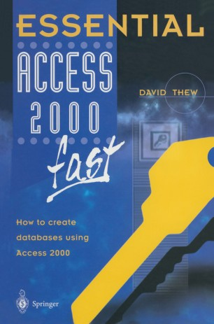 Essential Access 2000 fast | SpringerLink