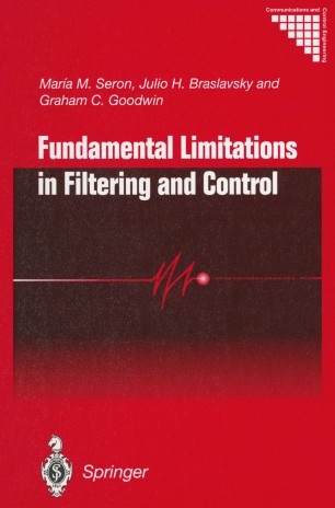fundamental limitations in filtering and control pdf