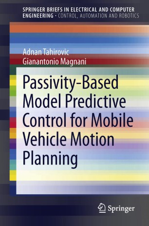 Passivity-Based Model Predictive Control for Mobile Vehicle Motion Planning