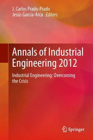 Annals of Industrial Engineering 2012