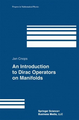 An Introduction to Dirac Operators on Manifolds