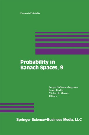 Probability and Banach Spaces