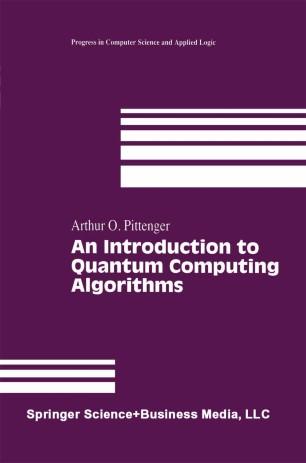 Dissertation on animation of quantum algorithm