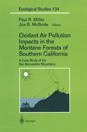 Oxidant Air Pollution Impacts in the Montane Forests of Southern California