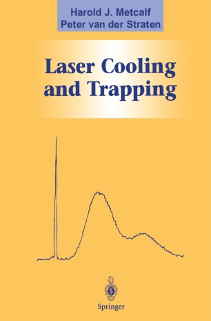 laser cooling and trapping harold j metcalf pdf