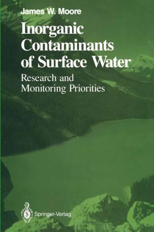 Inorganic Contaminants of Surface Water