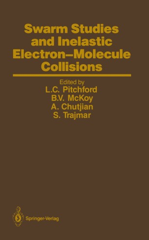 electron molecule interactions and their applications christophorou l
