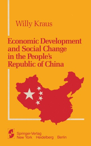 Economic Change in China, c.1800