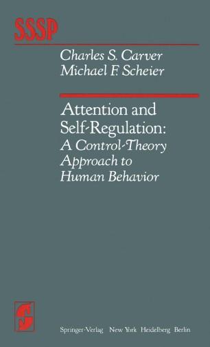 New Report On Self Regulation And >> Attention And Self Regulation Springerlink