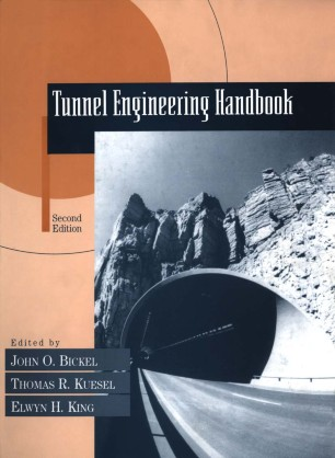 Tunnel Engineering Handbook Springerlink