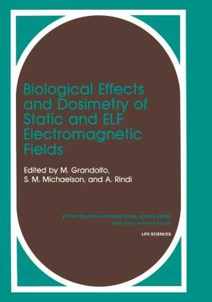 Biological Effects and Dosimetry of Static and ELF Electromagnetic Fields