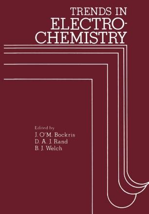 Trends in Electrochemistry | SpringerLink