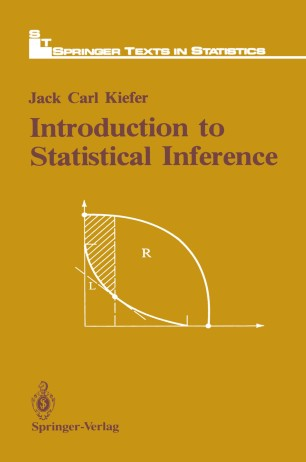 Introduction to Statistical Inference | SpringerLink